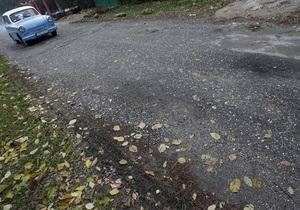 Составлен список лучших и худших дорог в Украине