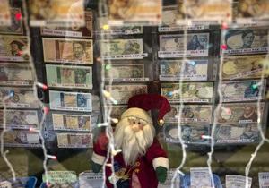 Межбанковский евро поднабрал за выходные