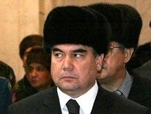 Президент Туркменистана обвинил украинских строителей в безответственности