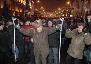 Около 100 задержанных в Минске оппозиционеров вышли на свободу