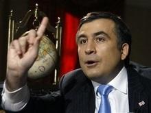 Саакашвили побеждает на президентских выборах в Грузии