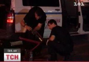 В урну возле киевской станции метро Почтовая площадь заложили бомбу
