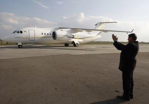 Фарнборо-2010: Антонов подписал контракт на поставку десяти Ан-158 российской компании