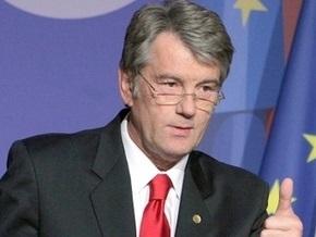 Ющенко едет в Прагу на Саммит ЕС Восточное партнерство