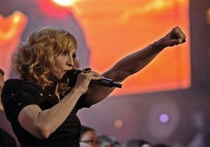 Возле дома Мадонны задержали фаната с ледорубом