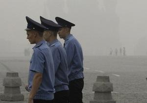 За сутки в России погибли три милиционера