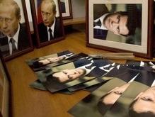 В Петербурге штампуют Медведева