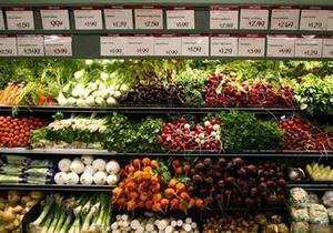 Корреспондент: Цены на продукты питания в Украине сравнялись с мировыми