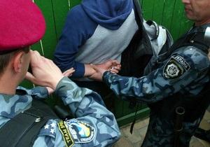 Журналист из Полтавы заявил, что его сыну при задержании подкинули наркотики