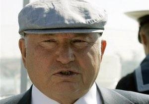Черновецкий пригласил в гости Лужкова