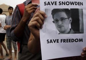 СМИ: За убежище в России Сноудену придется заплатить