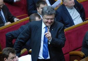 Экономика украины - Кабмин - Программа Азарова по активизации экономики убьет конкуренцию - Порошенко