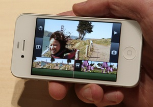Белый iPhone 4 поступит в продажу весной 2011 года