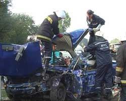 Под Житомиром BMW выехал на встречную полосу: двое погибших