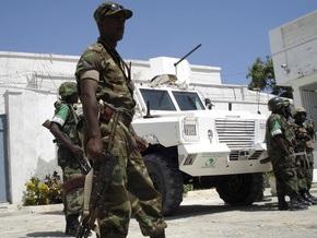 Эфиопия вывела войска из Сомали
