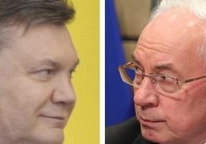 Фотогалерея: На два фронта. Янукович и Азаров провели переговоры со странами СНГ и Евросоюзом