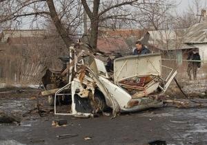 В Стаханове при взрыве автомобиля погиб бизнесмен