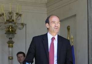 Министр труда Франции ушел с поста казначея партии Саркози
