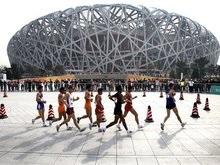 В Пекине открыли главную спортивную арену Олимпийских игр