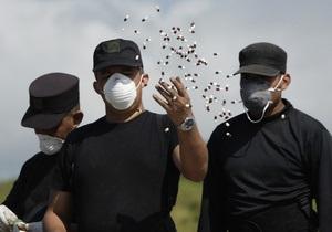 Россия отказалась от финансовой помощи США в борьбе с преступностью и наркотрафиком