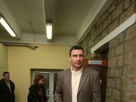 Блок Кличко покинул сессионный зал Киевсовета в знак протеста