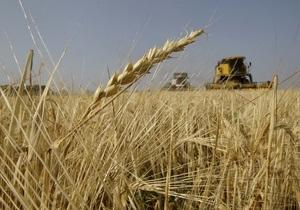 Украина отменила квоты на экспорт зерна