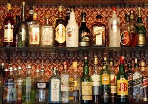 Власти Чехии запретили экспорт алкоголя крепостью свыше 20 градусов