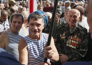Корреспондент: Пахнет жареным. Ручейки протестов в Украине начинают сливаться в бурную реку