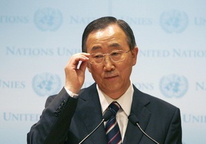 Генсек ООН выразил недовольство действиями Израиля на международной арене