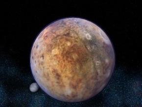 На карликовой планете неожиданно изменилась погода
