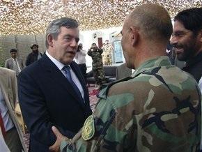 Премьер Британии объявил о новой стратегии в Афганистане