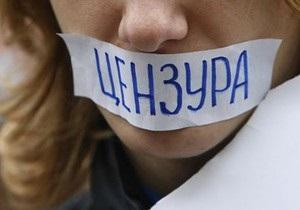 Международная комиссия по телерадио сравнила Украину с Беларусью