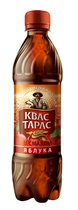 Квас Тарас  со вкусом яблока - вкусно и полезно