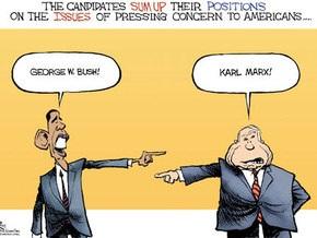 Он не шутит над самим собой, чтоб не показаться расистом: анекдоты про Барака Обаму