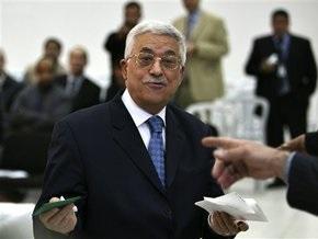 Палестине не удастся провести выборы в январе из-за позиции Израиля и ХАМАСа
