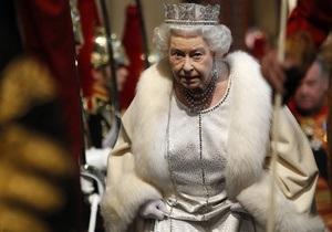 У королевы Великобритании диагностировали воспаление седалищного нерва