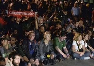 новости Турции - протесты в Турции: В Турции один из крупнейших профсоюзов призвал к всеобщей забастовке