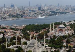 Новости Турции - пожар на пароме возле Стамбула