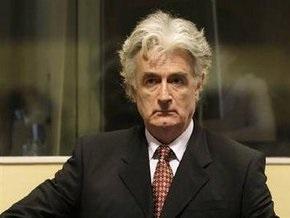 Гаагский трибунал отказал Караджичу в обжаловании назначения ему адвоката