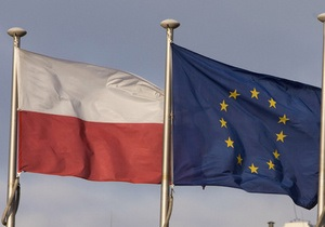 МИД Украины назвал приблизительную дату вступления в силу соглашения с Польшей об отмене платы за визы