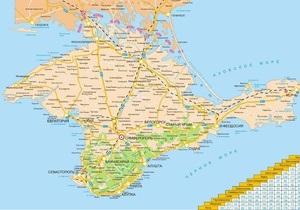 УНП предлагает превратить Крым в Таврическую область
