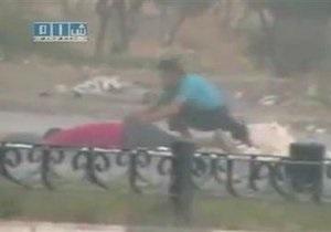 Оппозиция: жертвами штурма города Дейр-эз-Зор стали 57 человек