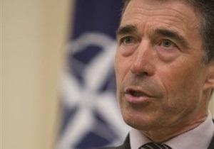 НАТО предлагает РФ создать общую противоракетную оборону