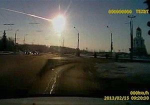 Новости России - падение метеорита под Челябинском: в больницах остаются 40 человек