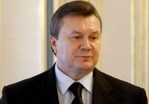 Янукович призывал нового министра обороны реформировать армию