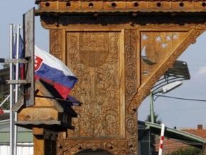 Словакия открывает пропускной пункт Убля на границе с Украиной