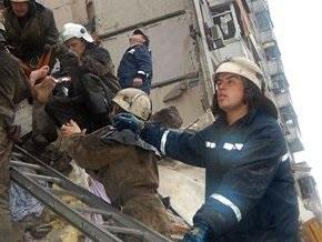 В результате взрыва в жилом доме в Евпатории погибли девять человек