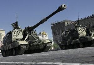 В России во время учений внутри САУ взорвался боеприпас: четверо погибших