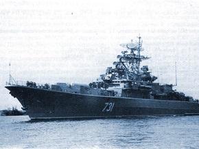В результате пожара на сторожевике Балтийского флота погиб офицер