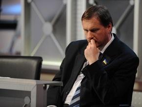 Партия регионов решит судьбу голосовавших за Литвина регионалов